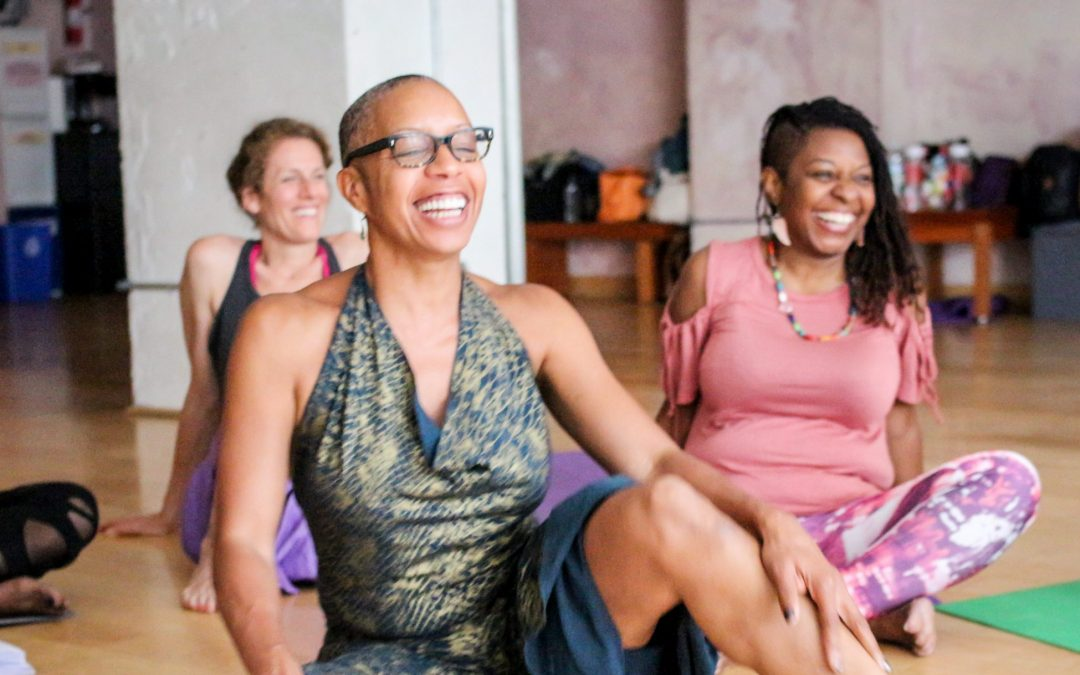Emotion in Motion with Bernadette Pleasant – Intensive