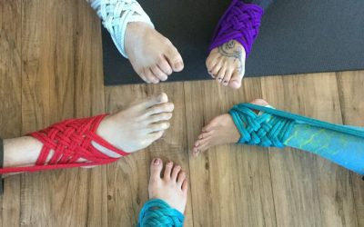 Grounded Rope Art: An Embodied Play Practice with Janae